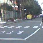 posteggi blu in Viale Arata
