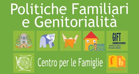 Logo delle politiche familiari