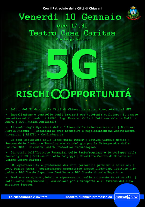 5G rischio o opportunità